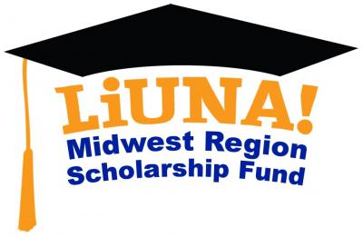 LiUNA Midwest Region Scholarship Fund Logo