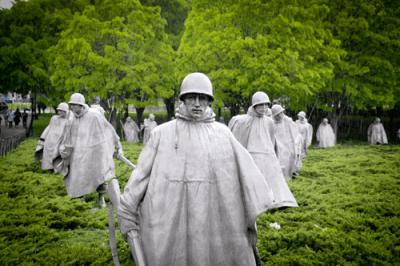 Veteran Statues
