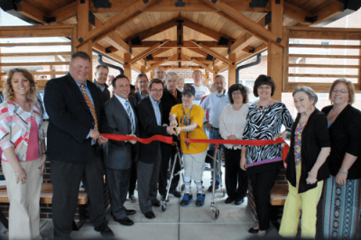 LHDC Ribbon Cutting