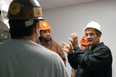 LiUNA Worker Training